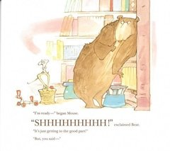 A library book for bear en internet