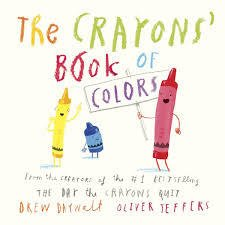 The crayon's book of colors