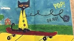 Pete the Cat and his four groovy buttons - comprar online