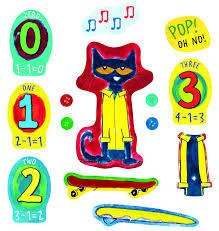 Pete the Cat and his four groovy buttons en internet