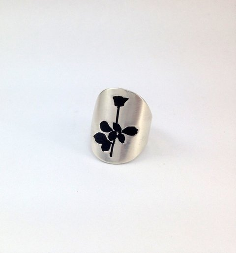 Anillo regulable Depeche Mode