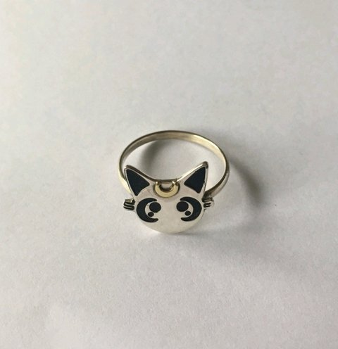 Anillo: Gatito Sailor Moon