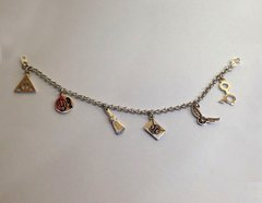 Pulsera: Dijes Harry Potter en internet