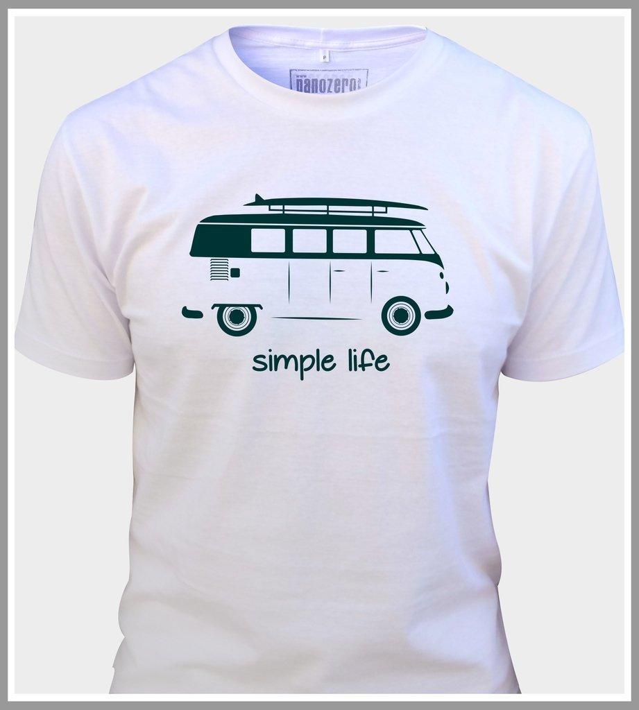 649cd9247 ref 9118 camiseta kombi - vida simples