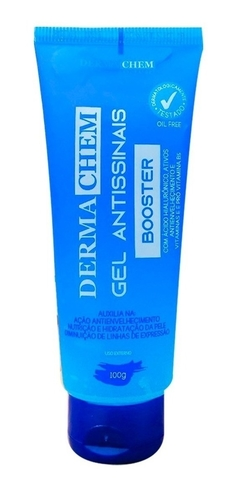 Gel Antissinais Booster - Dermachem