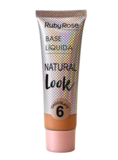 Base Líquida Natural Look - Ruby Rose na internet