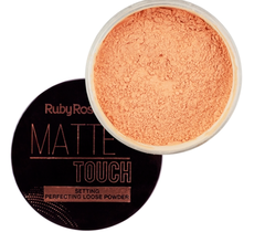 Pó Facial Solto Matte Touch - Ruby Rose