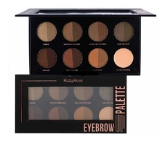 Paleta de Sobrancelha Eyebrown - Ruby Rose