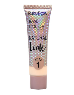 Base Líquida Natural Look - Ruby Rose