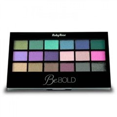 Paleta de Sombras Be Bold - Ruby Rose na internet