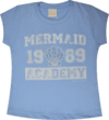 T-shirt Mermaid Azul Serenit