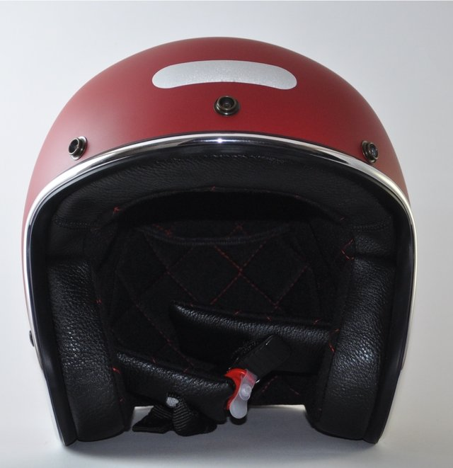 Capacete Big Red Machine Rio x Urban Helmets - Big Red Machine Rio