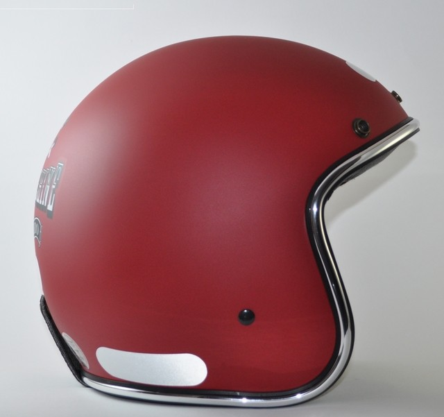 Capacete Big Red Machine Rio x Urban Helmets na internet