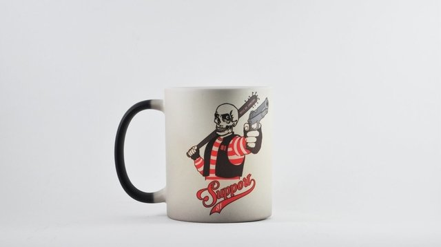 Mug Fear none - buy online