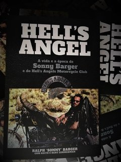 Livro: A vida e a época de Sonny Barger e do Hells Angels Motorcycle Club