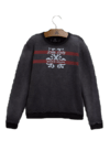Blusa de Moletom Red Logo Kids