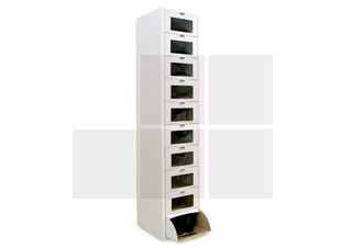 Mueble x10 medium blanco - Marca En Orden