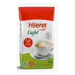 AZUCAR HILERET LIGHT DOY PACK X500 GR