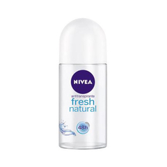NIVEA DESODORANTE ROLL ON FEMENINO FRESH NATURAL x50 ml
