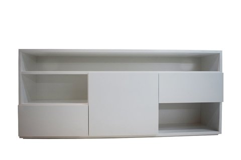 Mueble TV Triple