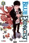 BLUE EXORCIST 18