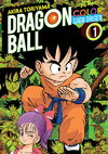 DRAGON BALL COLOR: SAGA ORIGEN 01