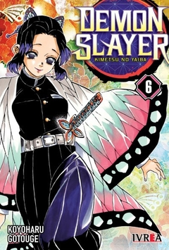 DEMON SLAYER - KIMETSU NO YAIBA 06