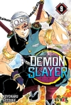 DEMON SLAYER - KIMETSU NO YAIBA 09