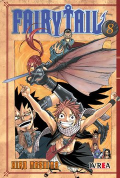 FAIRY TAIL 08