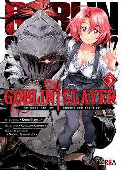GOBLIN SLAYER (MANGA) 03