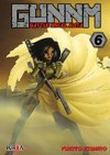 GUNNM: BATTLE ANGEL ALITA 06