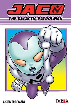 JACO: THE GALACTIC PATROLMAN