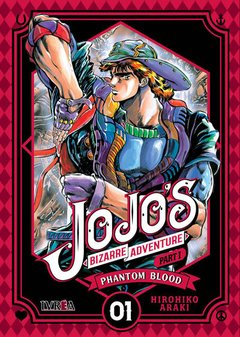 JOJO'S BIZARRE ADVENTURE PART I: PHANTOM BLOOD 01