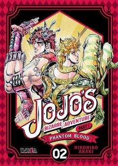 JOJO'S BIZARRE ADVENTURE PART I: PHANTOM BLOOD 02