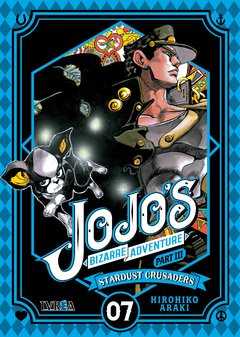 JOJO'S BIZARRE ADVENTURE PART III: STARDUST CRUSADERS 07