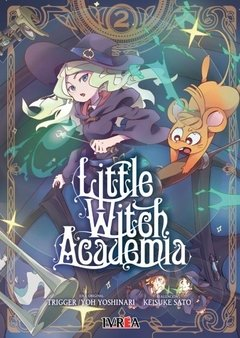 LITTLE WITCH ACADEMIA 02