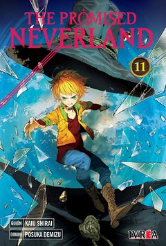 THE PROMISED NEVERLAND 11 - comprar online