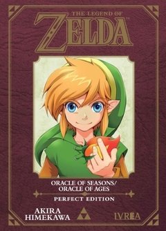 THE LEGEND OF ZELDA 02: ORACLE OF AGES / ORACLE OF SEASONS