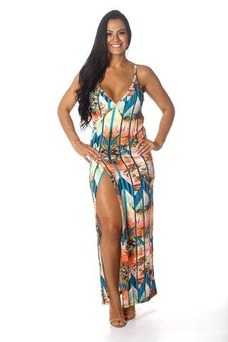 3409315252 ... comprar online  Vestido Longo Transcend Alça na internet ...