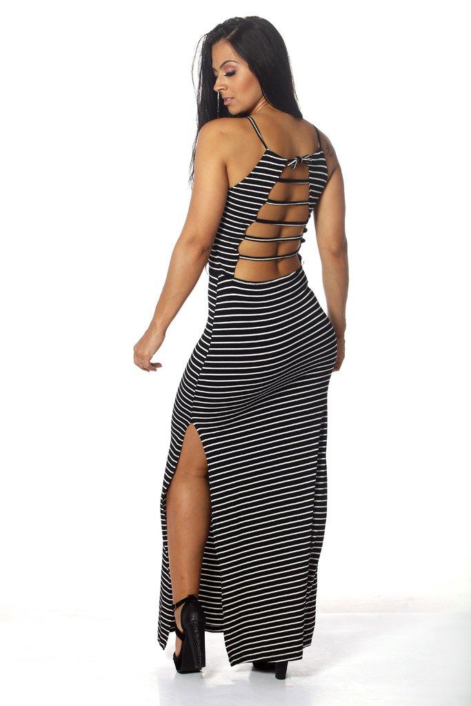 07e2f9ef91 Vestido Longo Strazap - Comprar em InnvistaModa