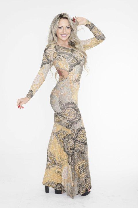 aca40b0d69 Vestido Longo Transcend Alça - Comprar em InnvistaModa