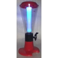 Choperas Cerveza Dispensers SD398 Luces Led Fernet Bebidas Gaseosas