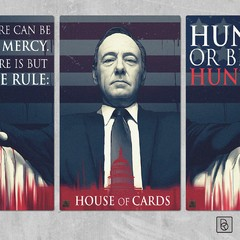 House of Cards en internet