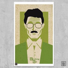Breaking Bad Retratos - comprar online