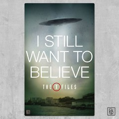 The X Files - Renovo Colgables