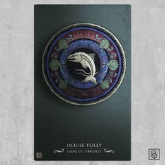 Imagen de Game of Thrones Houses x 6
