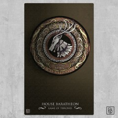 Game of Thrones Houses x 6 - comprar online