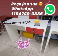 Mesas Mdf home office na internet