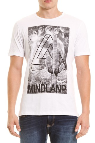 Camiseta Mind Land - comprar online