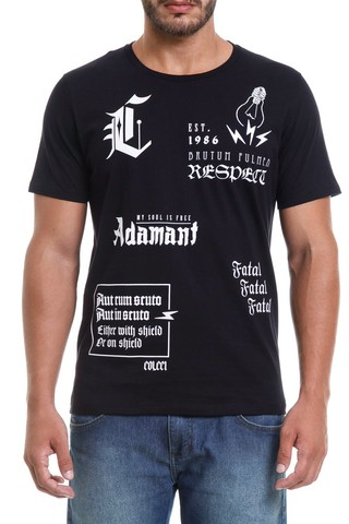 Camiseta Estampada na internet